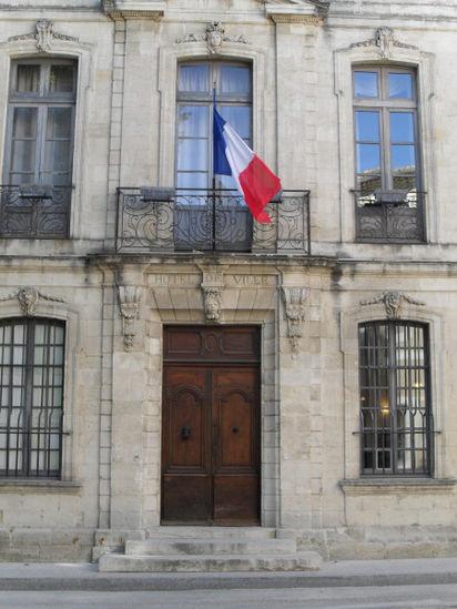 Rathaus in Roquemaure